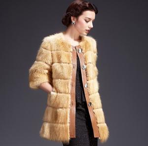 Шуба из бобра: модно, недорого, практично