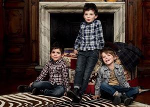 Выбор детской одежды для мальчиков