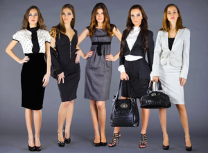 Выбор офисной одежды