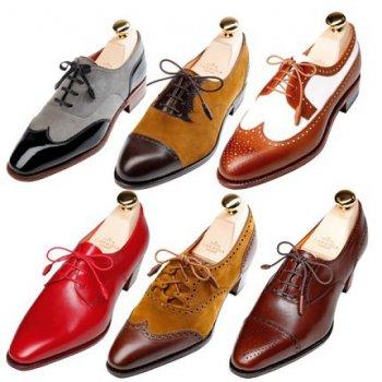 С чем носить туфли-броги